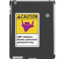 XMP Radiation iPad Case/Skin