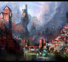 Vale of Colours by Henry Castelein