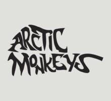 Arctic Monkeys Humbug Logo 2 (Black) by tynamite