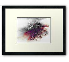 Berserk - Berserker Howl Framed Print