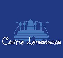 Castle Lemongrab by Cowabunga