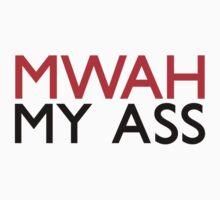 Funny MWAH T Shirt T-Shirt
