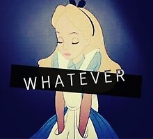 Alice; Whatever by SublimeApparel