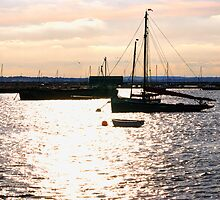 East Mersea by Nigel Bangert
