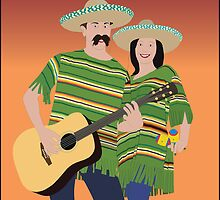 Mexican Tourists by afterhours23