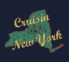 Bike Cycling Bicycle Cruising New York Kids Clothes