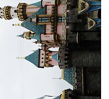 Disney Castle Phone Case  by PnkPassiveRogue