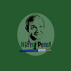 Nifty Pens! Fargo (green) by Keighcei