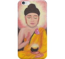 Refashioned Tarot-The Hermit iPhone Case/Skin