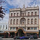 Mechanics Institute, Ballarat, Victoria, Australia by Margaret  Hyde