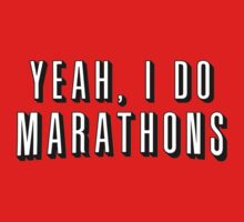 Netflix Marathons by vestigator