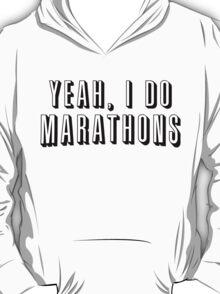 Netflix Marathons T-Shirt