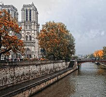 rainy day in Paris II by Jo-PinX