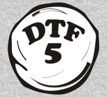 DTF 5 T-Shirts by diannasdesign