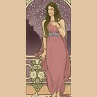 The Fallen Woman by ElinJ