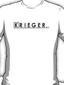 Krieger, MD T-Shirt