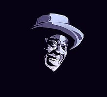 Louis Armstrong by HenriFdz