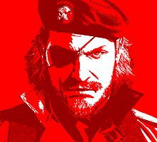 Big Boss by randomweas