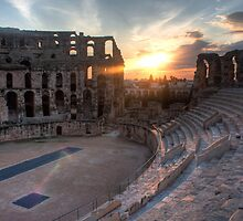 El Djem by ektphotography