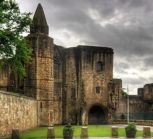 The Ruined Gatehouse by Tom Gomez