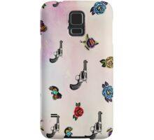 guns and roses  Samsung Galaxy Case/Skin
