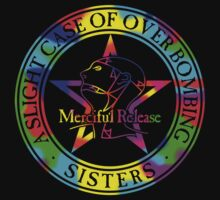 The Sisters Of Mercy - A Slight Case of Over Bombing - The Worlds End by James Ferguson - Darkinc1