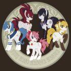 Pony Magi Madoka Magica by Novanator