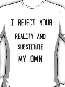 Adam Savage T-Shirt