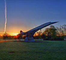 Concorde Sunrise 4 - Brooklands by Colin J Williams Photography