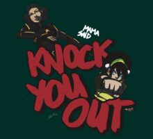 Mama Said Knock You Out by MoBo