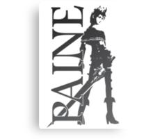 Paine - Final Fantasy X-2 Canvas Print