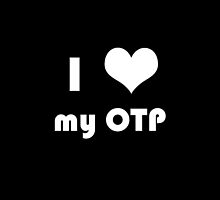 I Heart My OTP Phone Case by CreativeStuff