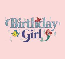 Ariel the Little Mermaid Birthday Girl by sweetsisters