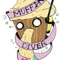 (Muff)in Diver by artclasshero