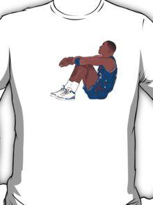 True Blue (White Jersey) T-Shirt
