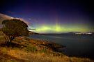 Aurora Australis 12-4-14 - Tranmere, Tasmania by clickedbynic