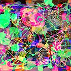 Colorful Creative Chaos by Phil Perkins