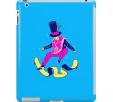 CRAZY SKATE iPad Case/Skin