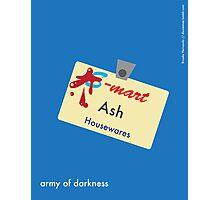 Ash Housewares Minimalist Photographic Print
