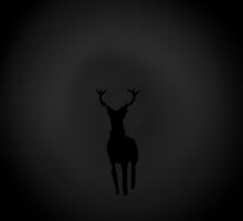 Dark Deer by EmmaPopkin