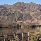 Loch Katrine,The Trossachs,Scotland by Jim Wilson