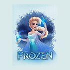 Elsa Frozen by amyg213