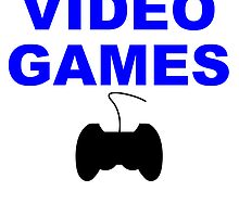 It's All About Video Games by kwg2200