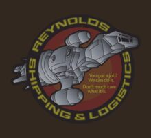 Firefly: Reynolds Shipping & Logistics by sandrasilvers