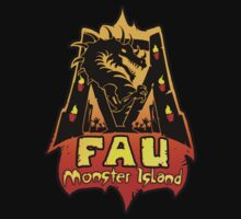 FA United (Monster Island Logo) by preyfar