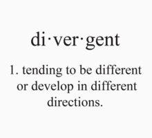 Divergent by Connie Yu