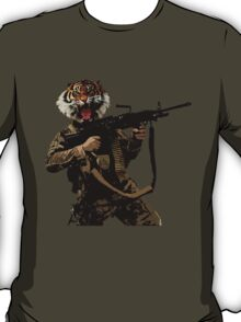 Tiger Soldier T-Shirt