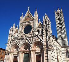 Siena Cathedral by mogodesigns
