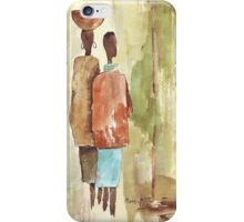 Where Creation keeps its own slow time - Ethnic series iPhone Case/Skin