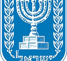 Emblem of Israel  by abbeyz71